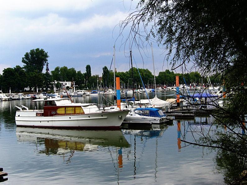 Schierstein Harbour