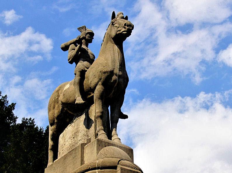 Kriegerdenkmal Wiesbaden-Nerotal