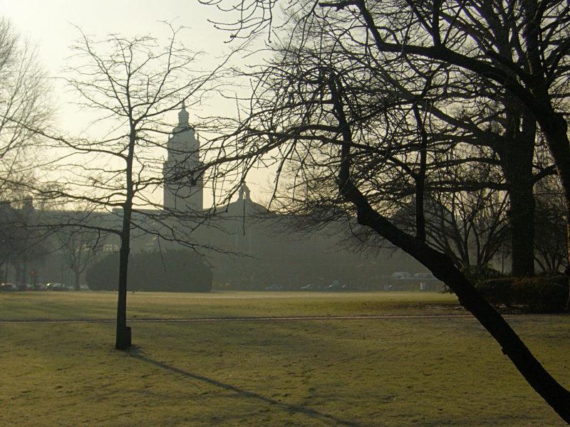 Die Reisinger-Anlagen, Wiesbaden